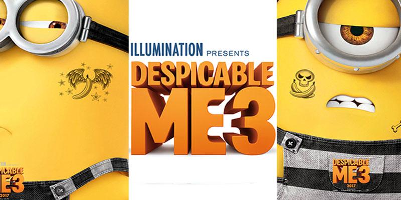 Despicable Me 3-